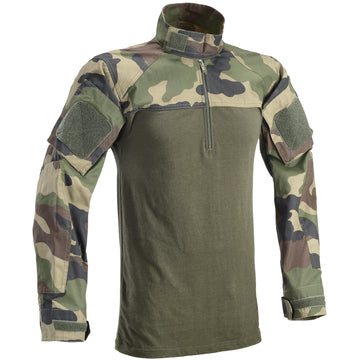 Tactical Shirt French Camo
