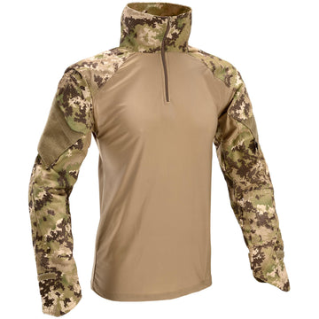 Tactical Shirt Multiland Camo