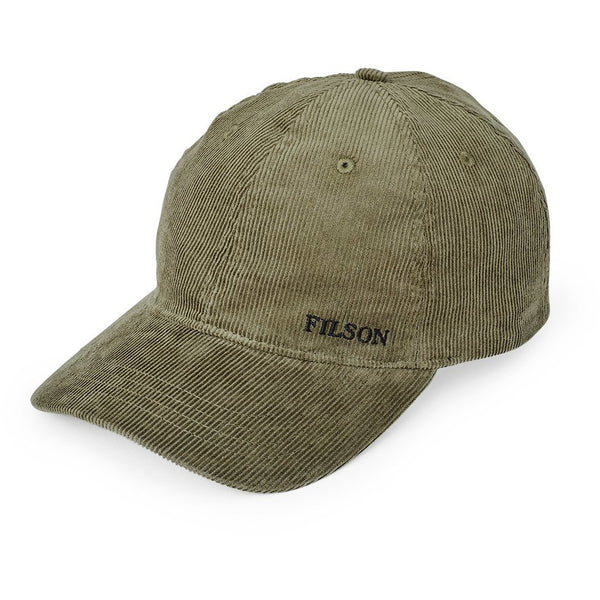 Cord Low-Profile Cap Olive