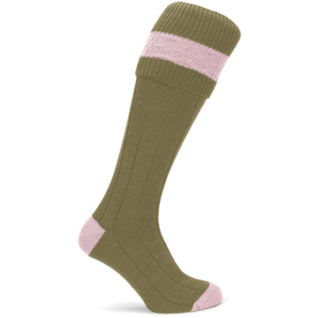 Byron Baby Pink sock