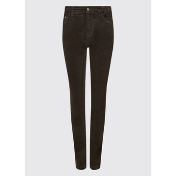 Honeysuckle Ladies Jeans Bourbon