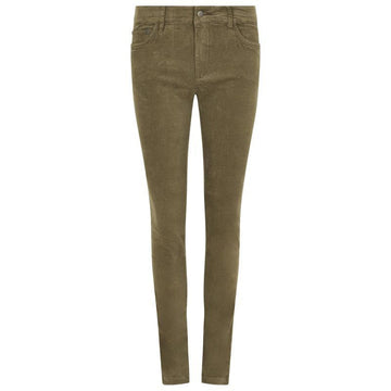 Honeysuckle Ladies Jeans Dusky Green