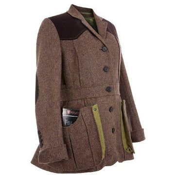 Norfolk Ladies Jacket Brun