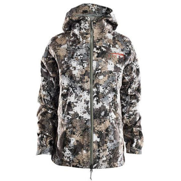 W Downpour Jacket Elevated II