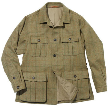 Fieldjacket Lovat Tweed