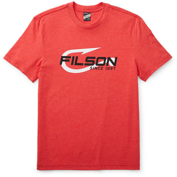 Buckshot T-Shirt Mackinaw Red