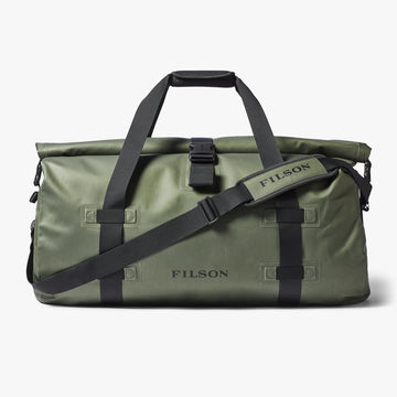 Dry Duffle Bag Large Green