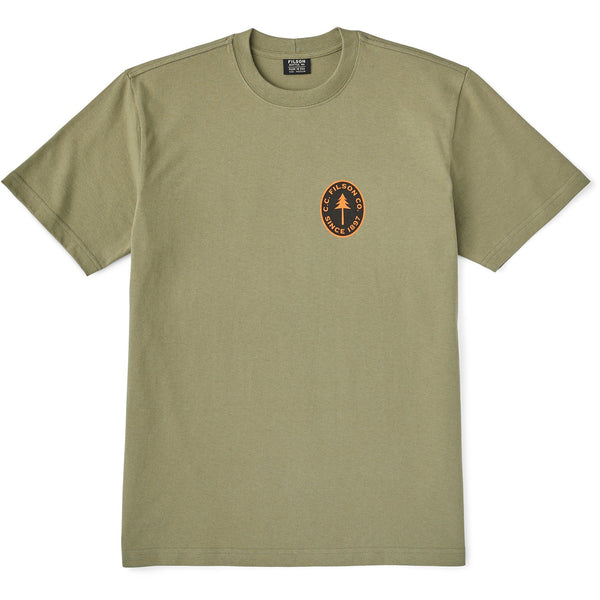 Outfitter S/S T-Shirt Logo