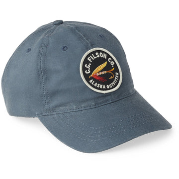 Sail Cloth Cap Blue