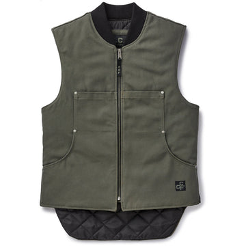 CCF Work Vest Cannonball Green