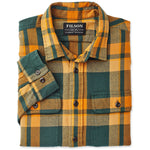Scout Shirt Green Gold