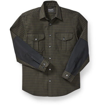 Weather Worker Jac-Shirt Black Olive