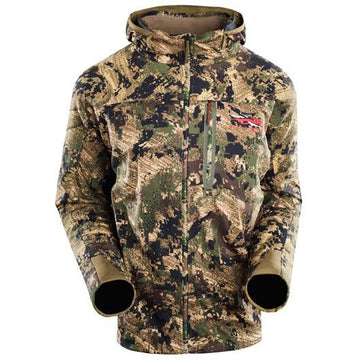 Timberline Jacket Ground Forrest