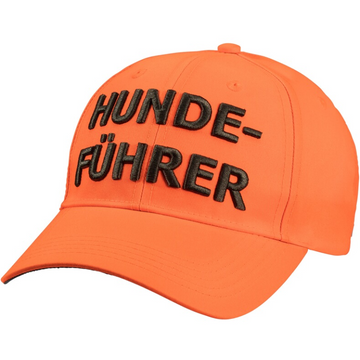 Hundförarkeps Orange