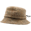 Ian Harris Tweed Hatt Camel