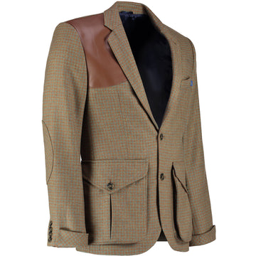 Shooting Jacket Teviot Tweed