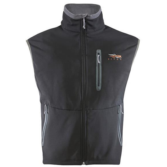 Jetstream Vest Sitka Black
