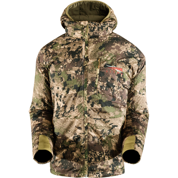 Kelvin Lite Hoody Ground Forest