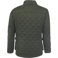 Lasberg Quilted Lodenjacka