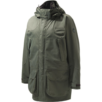 Packable Aria Jacket Green