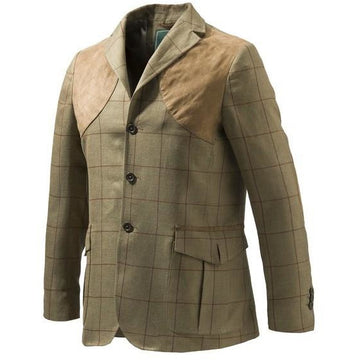 Light St James Jacket Beige Check