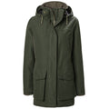 Whisper Highland GTX Jacket Women Dark Moss