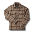 Mackinaw Jac Shirt Taupe Brown