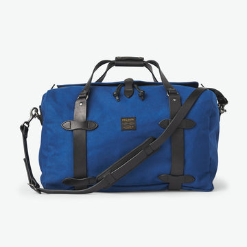 Medium Duffle Bag Flag Blue