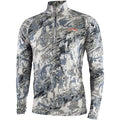 Merino Core Zip-T Open Country