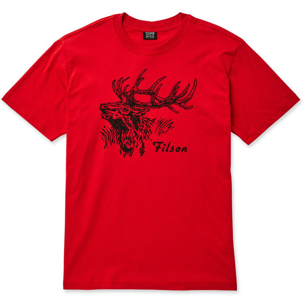Outfitter T-Shirt Red Deer