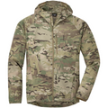 Prevail Hooded Wind Jacket Multicam