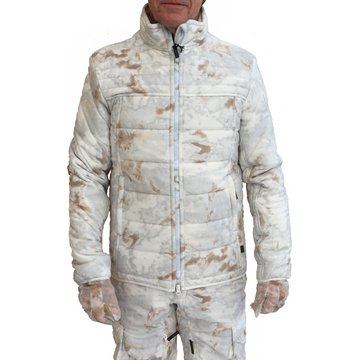 Richmond Jacka Tundra Camo