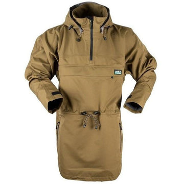 Evolution Anorak Heather Brown