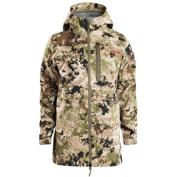 W Cloudburst Jacket Subalpine