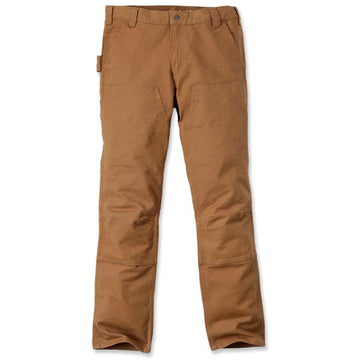 Stretch Duck Dubble Front Pant Charhartt Brown