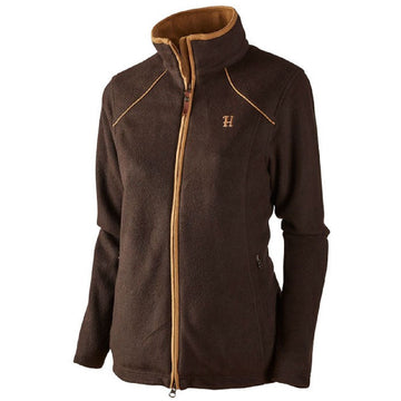 Sandhem Lady Fleece Dark Port