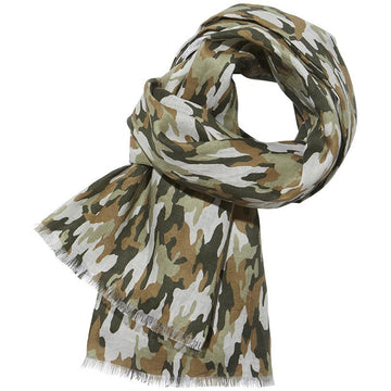 Safari Scarf Camo