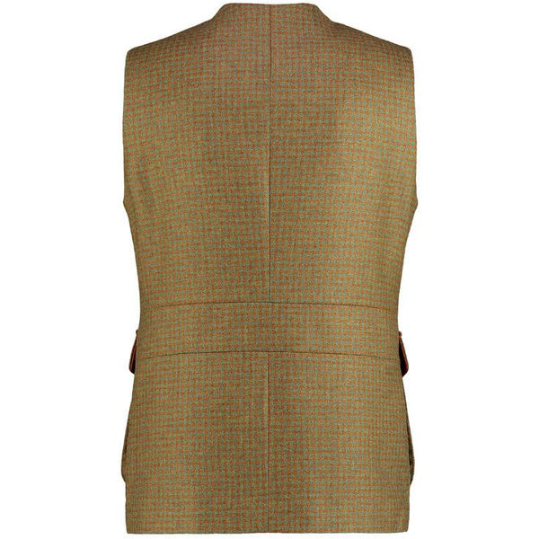 Shoot Vest in Teviot Tweed