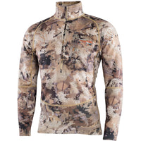 Grinder Half-Zip Waterfowl