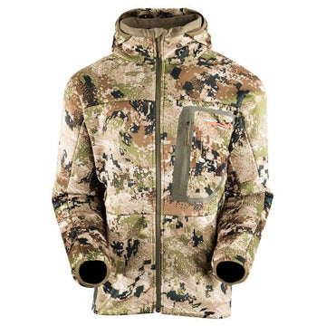 Traverse Cold Weather Hoody Subalpine