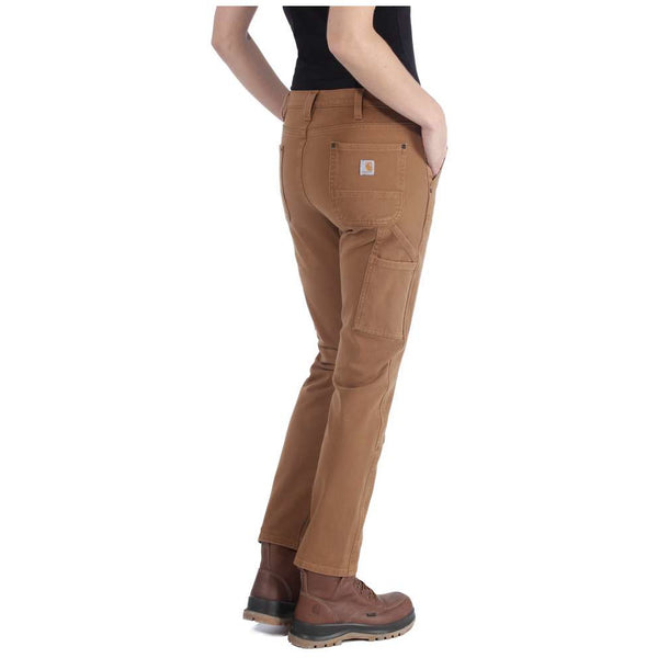 W Stretch Twill Double Front Pant