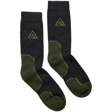 WarmWool Socks Dill Marengo