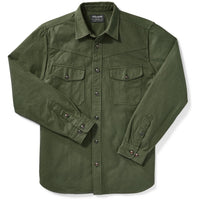 Yukon Chamois Shirt Dark Forest