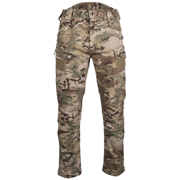 Softshell Byxa Multicam