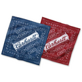 Basic Bandana Red Blue Pack