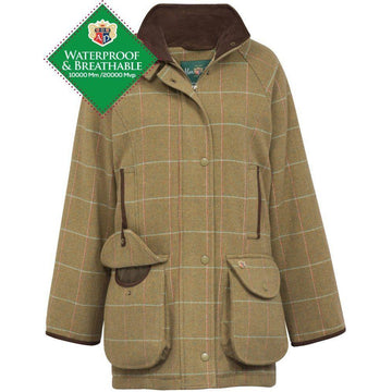 Combrook Ladies Coat Meadow