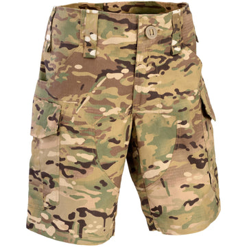 Shorts Vegetato Italiano Camo