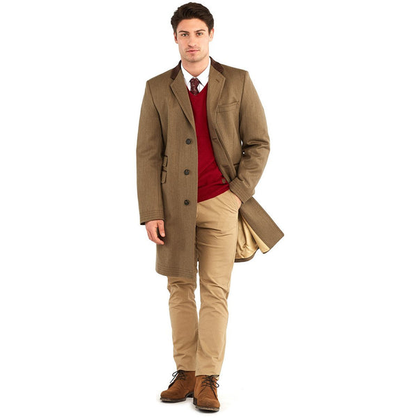 Woodlawn Coat Loden