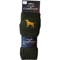 Labrador Sock Green