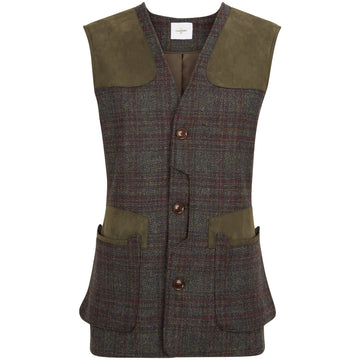 Field Vest Lady Chameau Tweed